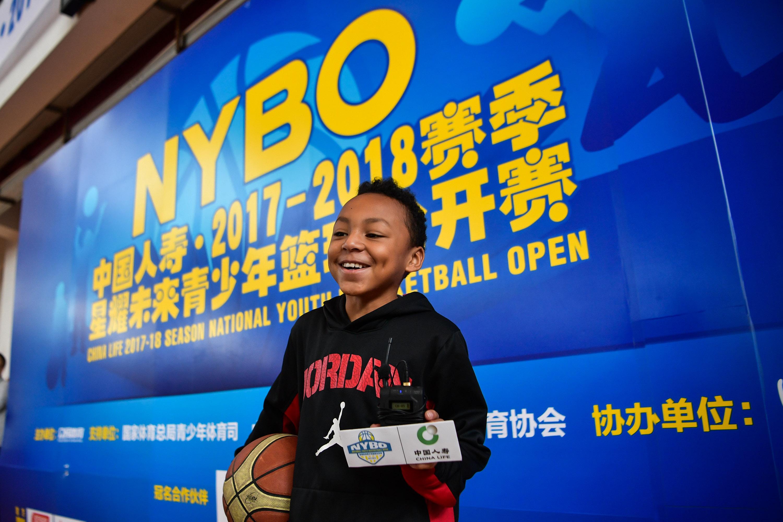 """星耀未来青少年篮球公开赛启动""""同行伙伴计划"""" 诚招赛事承办机构"""