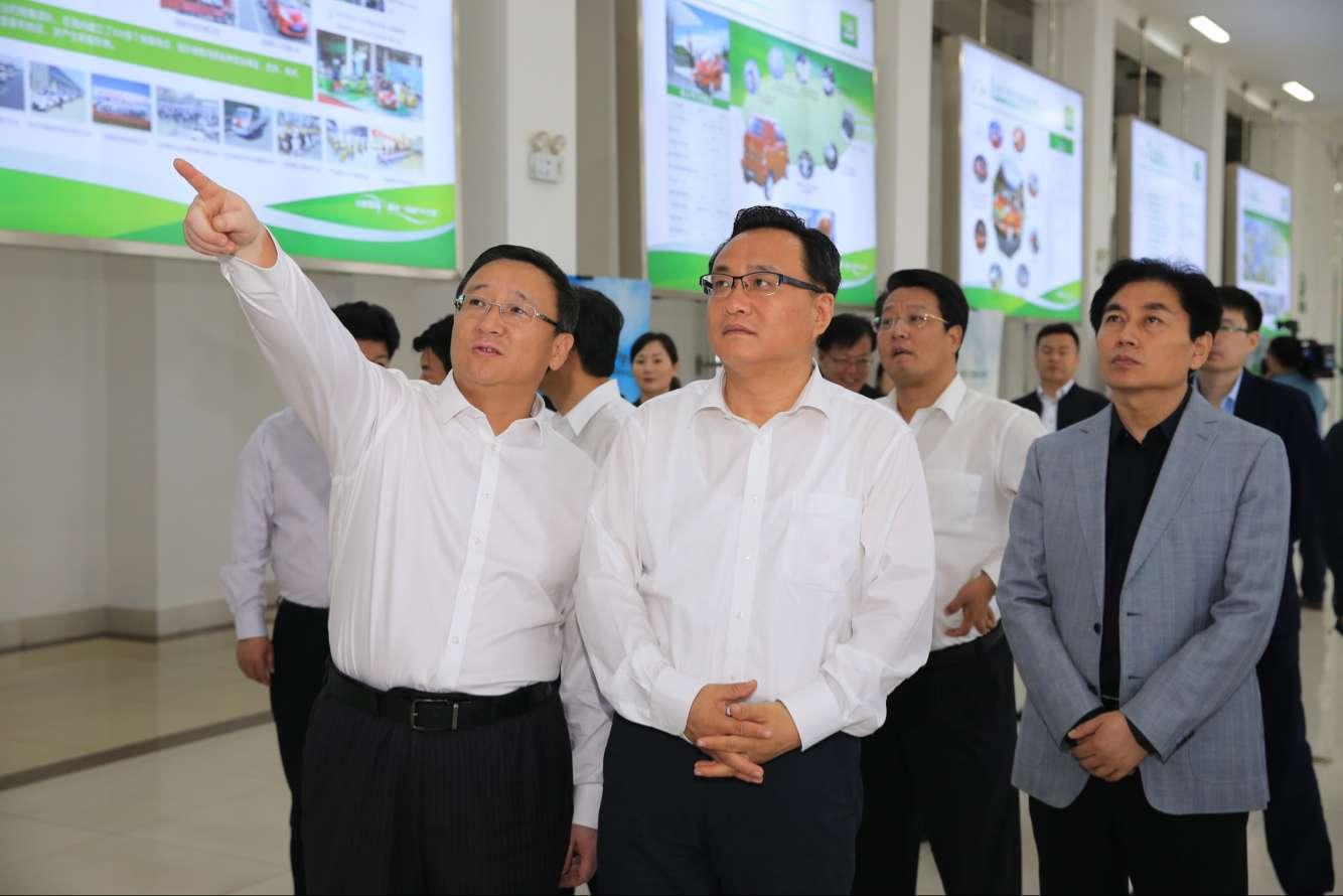 孙述涛:鼓励年轻人参与决策 让高新区活跃起来
