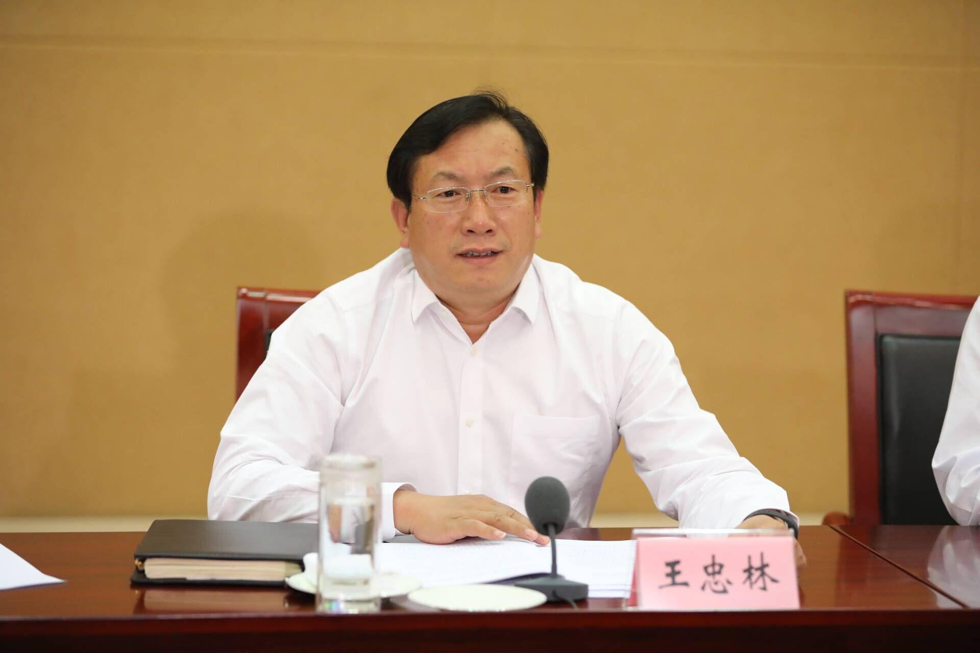 王忠林在营商环境座谈会上强调 痛下决心狠抓营商环境提升