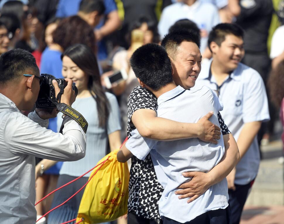 济南中考昨日落幕 考试成绩6月底公布